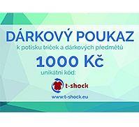 Vyhrajte dárkový poukaz 1000 Kč na nákup triček s potiskem! - www.vanocni-darky.cz