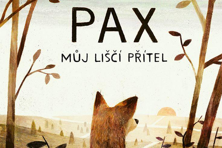 Vyhrajte dvě knihy pro děti PAX můj liščí přítel - www.klubknihomolu.cz