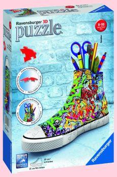 Soutěžte o neotřelou 3D Graffiti kecku! - www.chytrazena.cz