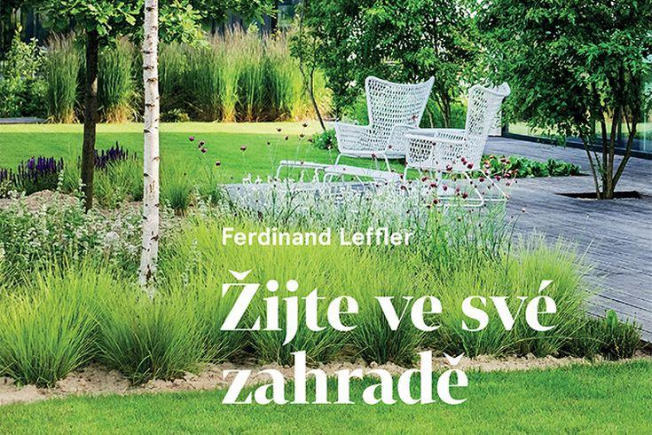 Vyhrajte dvě knihy Žijte ve své zahradě - www.klubknihomolu.cz