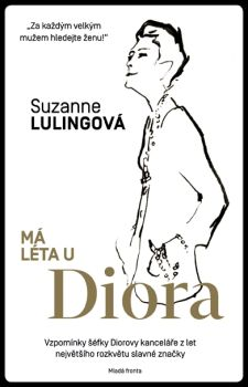 Soutěž o knihu Má léta u Diora - www.vaseliteratura.cz