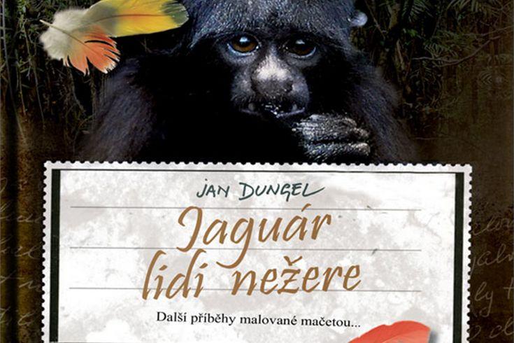 Vyhrajte tři knihy Jaguár lidi nežere - www.klubknihomolu.cz