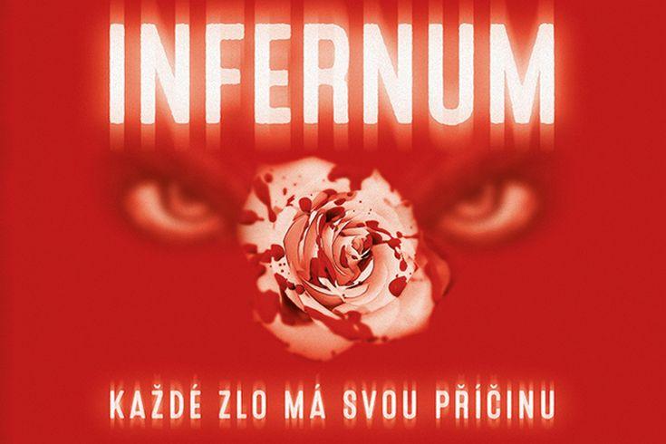 Vyhrajte tři thrillery Infernum - www.klubknihomolu.cz
