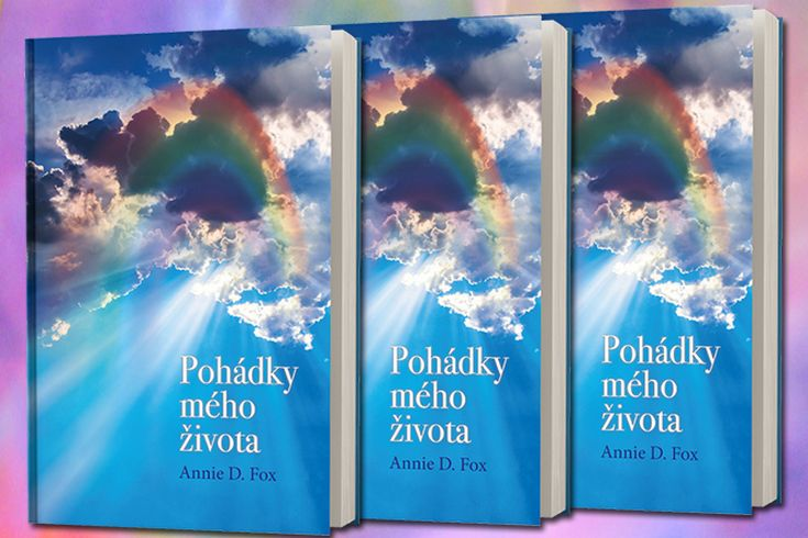 Vyhrajte tři inspirativní knihy Pohádky mého života - www.klubknihomolu.cz