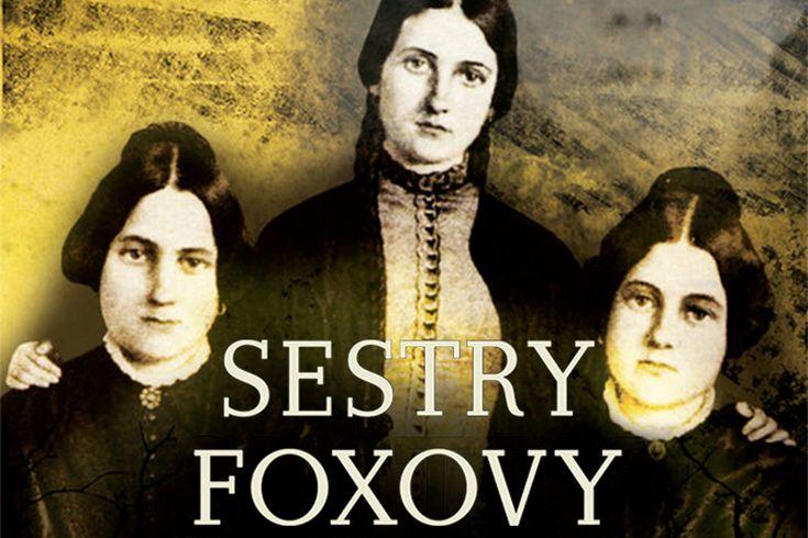 Vyhrajte tři knihy Sestry Foxovy - www.klubknihomolu.cz