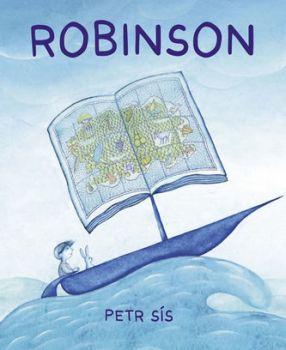 Soutěž o knihu Robinson - www.vaseliteratura.cz