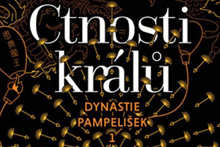Vyhrajte dvě knihy Ctnosti králů - www.klubknihomolu.cz