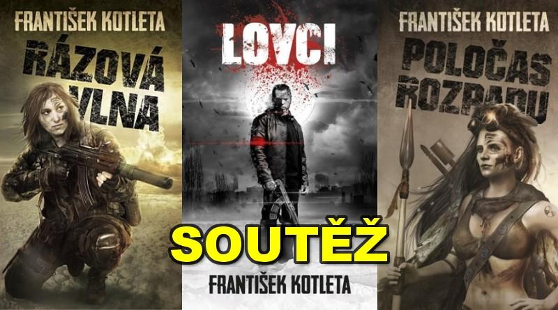 SOUTĚŽ o tři knihy Františka KOTLETY - www.chrudimka.cz