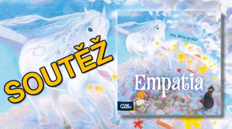 SOUTĚŽ o rodinnou hru EMPATIA - www.chrudimka.cz