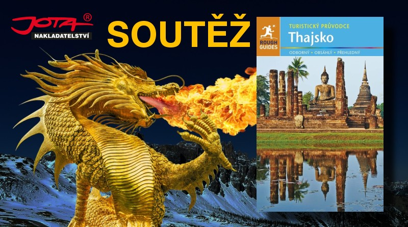 SOUTĚŽ o turistického průvodce - THAJSKO z řady Rough Guides - www.chrudimka.cz