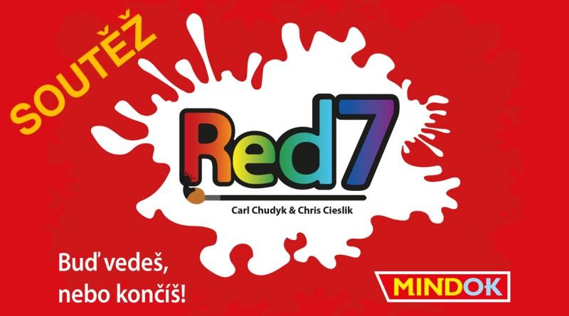 SOUTĚŽ o karetní hru RED 7 - www.chrudimka.cz