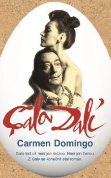 Soutěž o knihu Gala Dalí - www.vaseliteratura.cz