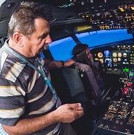 Vyzkoušejte si pilotovat Boeing B737 - www.vanocni-darky.cz