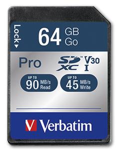 Vyhrajte paměťovou kartu Verbatim Pro - www.dokonalazena.cz