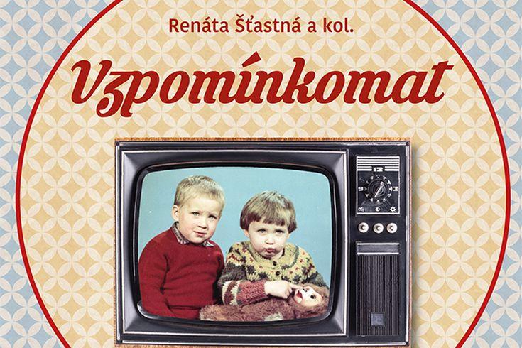 Vyhrajte tři knihy Vzpomínkomat - www.klubknihomolu.cz