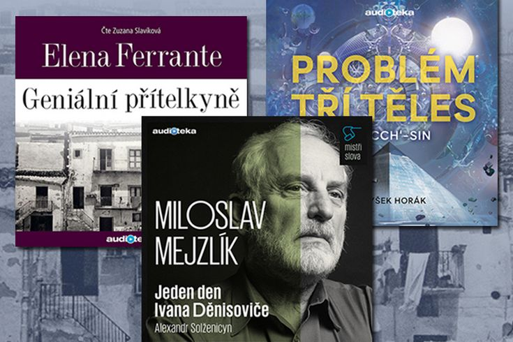 Vyhrajte audioknihu ve speciální vánoční soutěži - www.klubknihomolu.cz