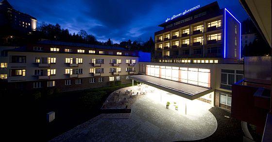 Soutěž o víkendový pobyt ve Spa Resort Sanssouci v Karlových Varech - www.chytrazena.cz