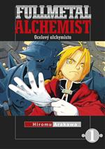 Soutěž o komiks Fullmetal Alchemist - Ocelový alchymista 1  - www.vaseliteratura.cz