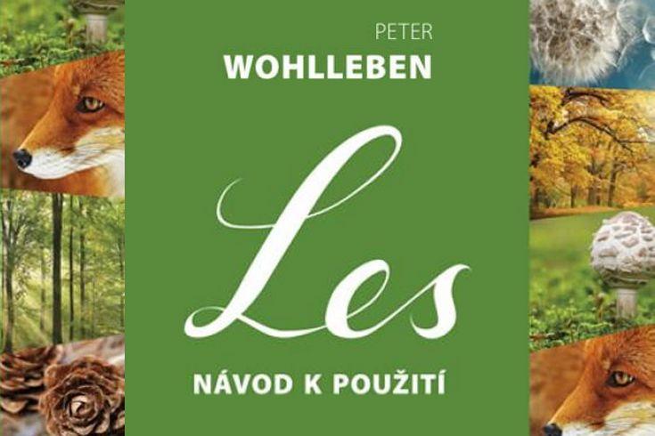 Vyhrajte pět knih Les  návod k použití - www.klubknihomolu.cz