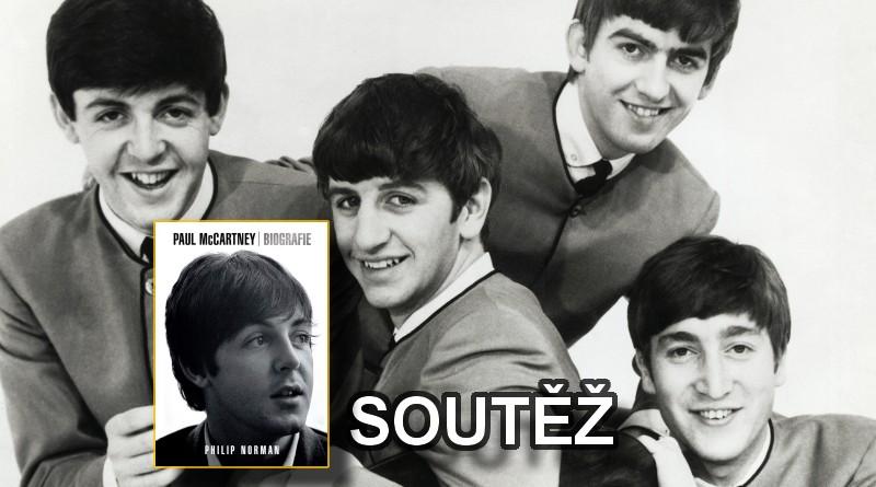 SOUTĚŽ o knihu Paul McCartney: biografie - www.chrudimka.cz