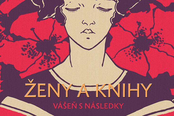 Vyhrajte dvě knihy Ženy a knihy - www.klubknihomolu.cz