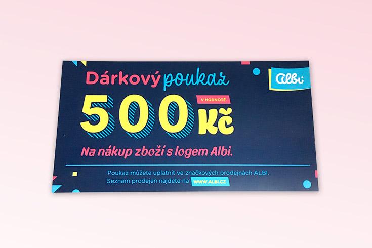 Křížovka o voucher v hodnotě 500 Kč - www.vyhranasedm.cz