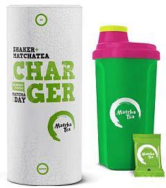 Soutěžte o pravý zelený čaj Matcha Tea - www.chytrazena.cz