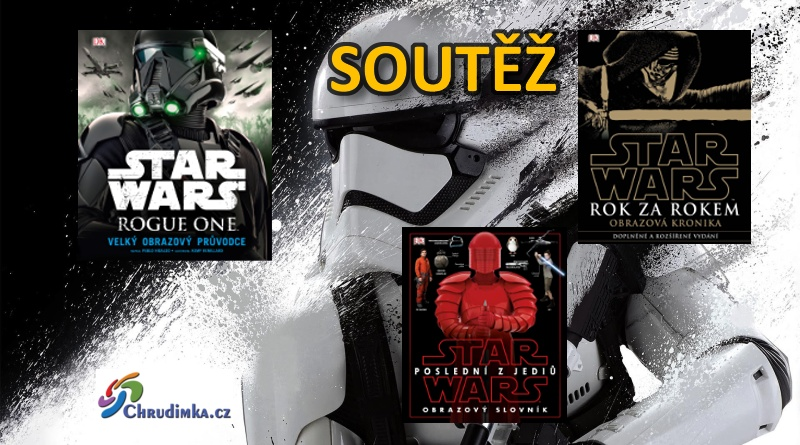 SOUTĚŽ o tři knihy STAR WARS - www.chrudimka.cz