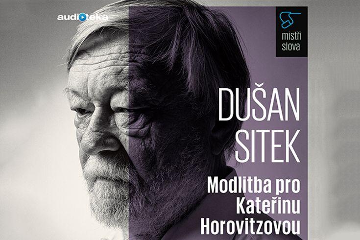Vyhrajte tři stažení audioknihy Modlitba pro Kateřinu Horovitzovou - www.klubknihomolu.cz