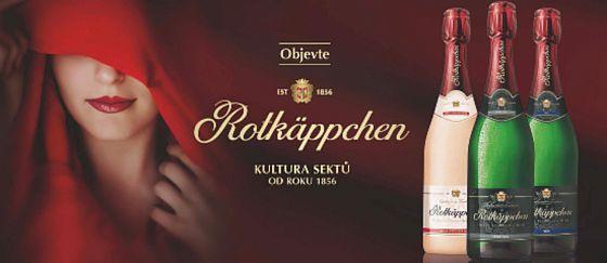 Soutěž o 5 kartonů šumivého vína Rotkäppchen - www.chytrazena.cz