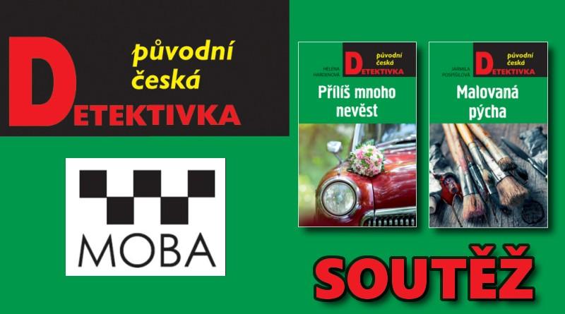 SOUTĚŽ o dvě české detektivky - www.chrudimka.cz