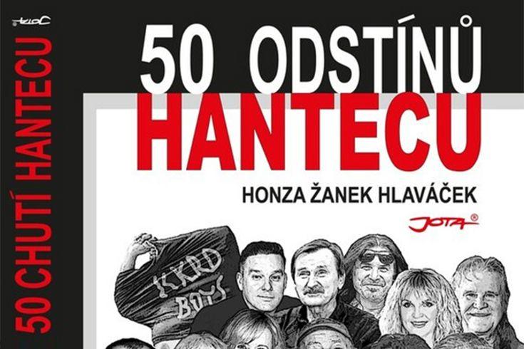 Vyhrajte dvě neobvyklé kuchařky 50 odstínů hantecu - www.klubknihomolu.cz
