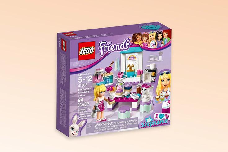 Křížovka o Lego pro malé slečny - www.vyhranasedm.cz