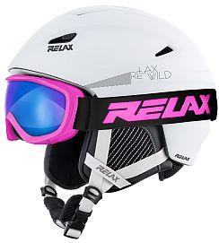 Soutěž o poukazy k nákupu lyžařských brýlí značky Relax - www.chytrazena.cz