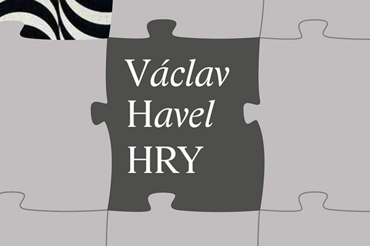 Vyhrajte dvě knihy her Václava Havla - www.klubknihomolu.cz