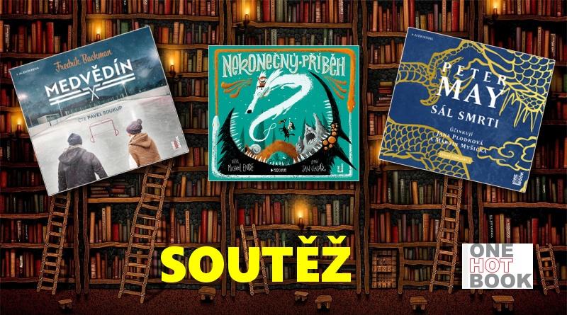 SOUTĚŽ o tři audioknihy z OneHotBook - www.chrudimka.cz