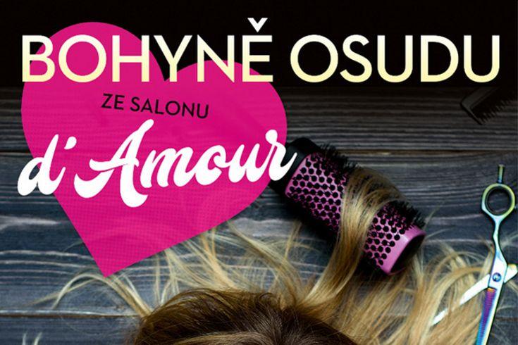 Vyhrajte tři romantické knihy Bohyně osudu ze Salonu d'Amour - www.klubknihomolu.cz