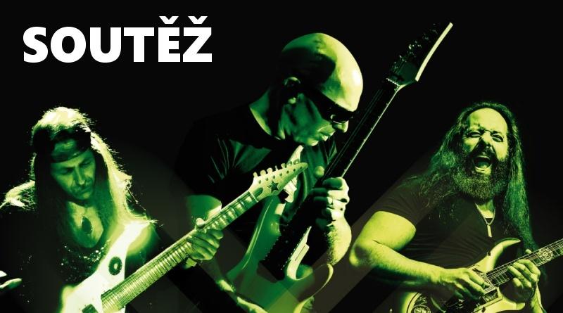 SOUTĚŽ o vstupenky na kytarové trio G3 - www.chrudimka.cz