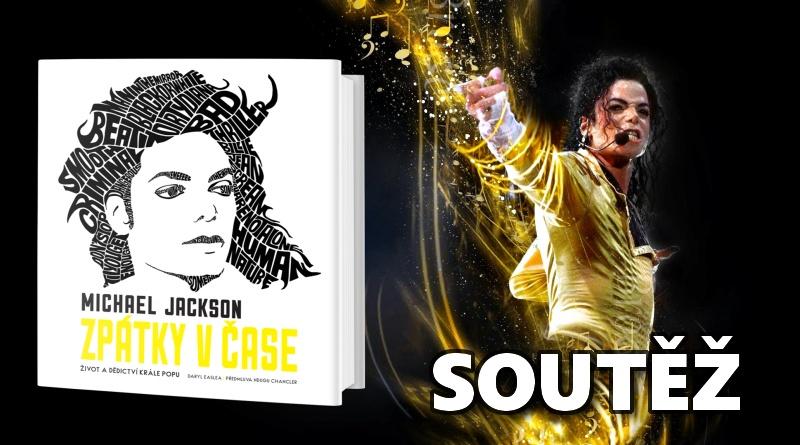 SOUTĚŽ o knihu Michael Jackson: Zpátky v čase - www.chrudimka.cz
