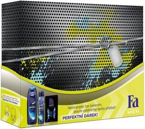 Soutěž o dárkový balíček Fa Men Sport Premium - www.soutez4u.cz