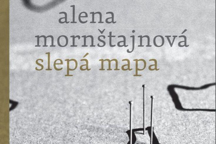 Vyhrajte dva romány Slepá mapa - www.klubknihomolu.cz