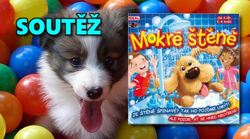 SOUTĚŽ o dětskou hru MOKRÉ ŠTĚNĚ - www.chrudimka.cz