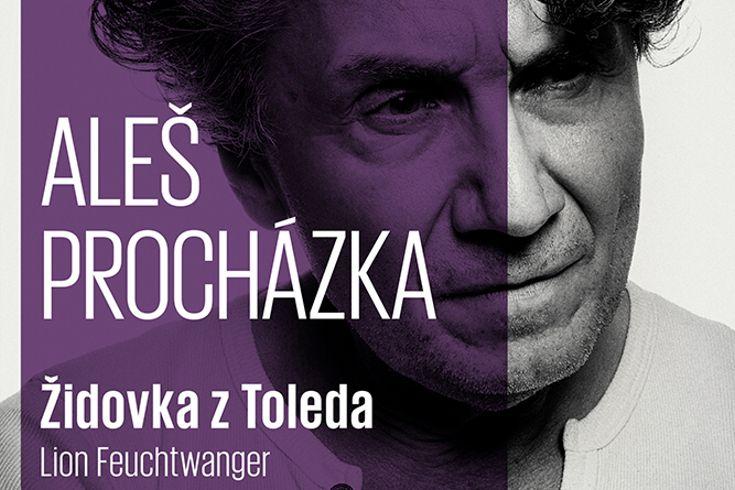 Vyhrajte tři stažení audioknihy Židovka z Toleda - www.klubknihomolu.cz