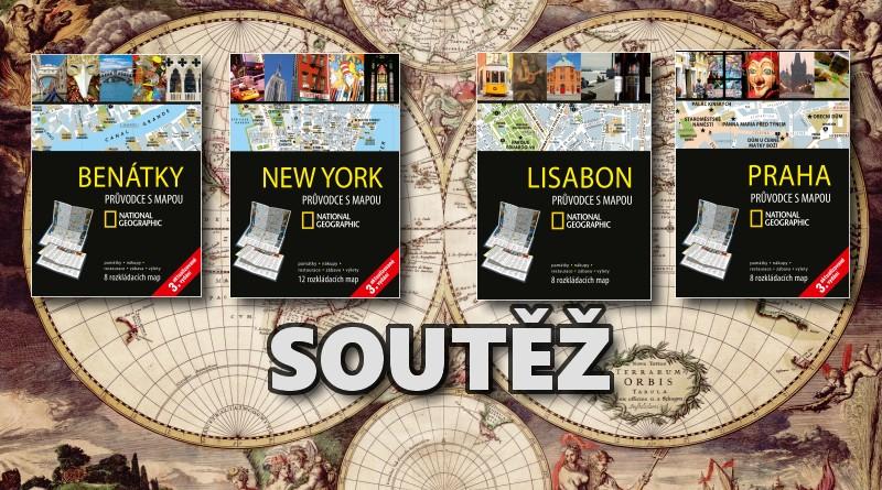 SOUTĚŽ o čtyři průvodce s mapou od National Geographic - www.chrudimka.cz