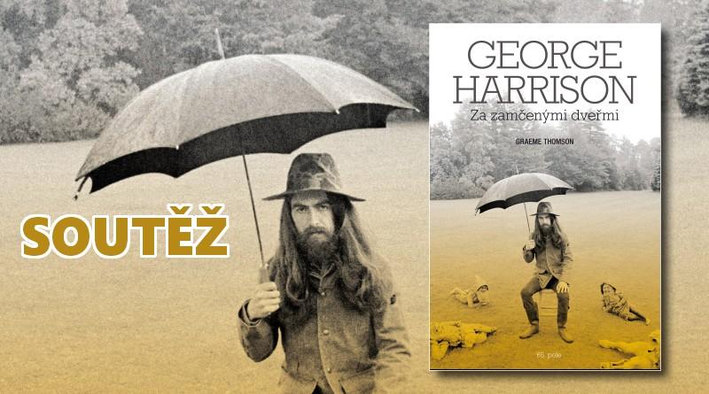 SOUTĚŽ o knihu George Harrison: Za zamčenými dveřmi - www.chrudimka.cz