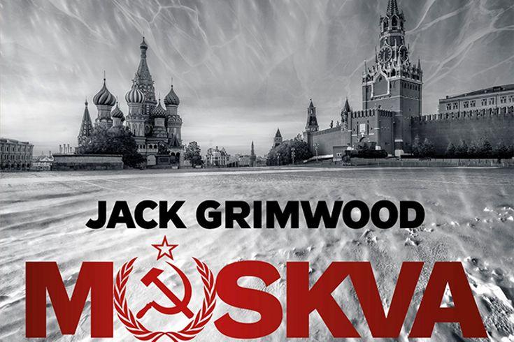 Vyhrajte tři thrillery Moskva - www.klubknihomolu.cz