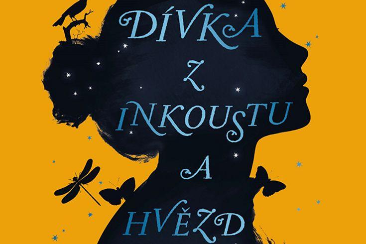 Vyhrajte dvě fantasy knihy Dívka z inkoustu a hvězd - www.klubknihomolu.cz