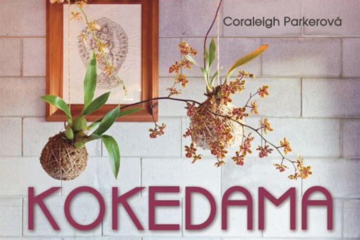 Vyhrajte tři příručky japonského umění Kokedama - www.klubknihomolu.cz