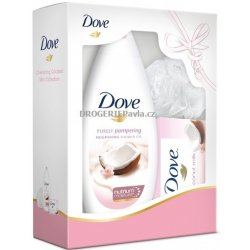 Soutěž o dárkovou sadu Dove Coconut - www.soutez4u.cz