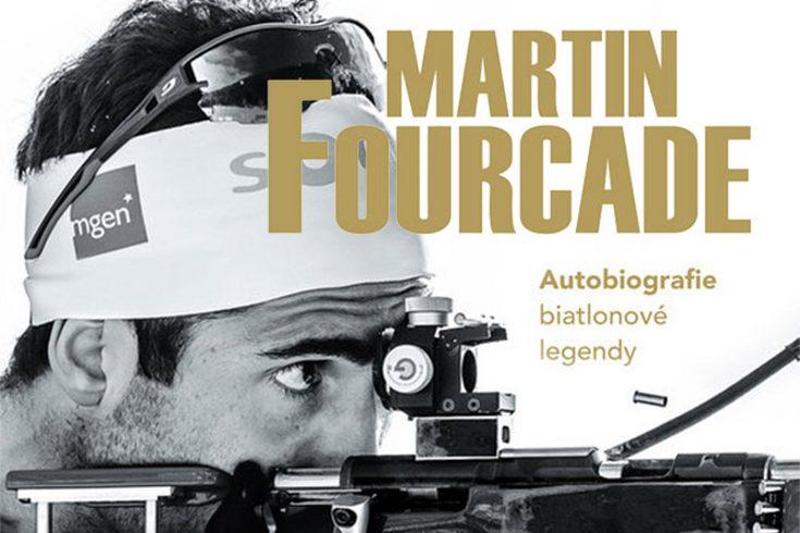Vyhrajte dvě autobiografie Martin Fourcade: Můj sen o zlatě a sněhu - www.klubknihomolu.cz